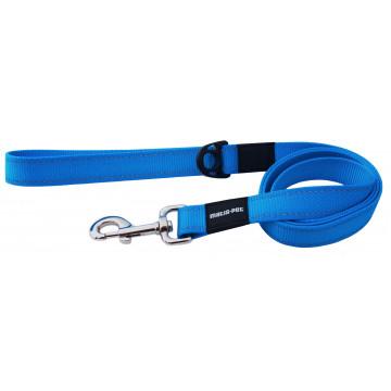 Поводок для собак нейлон MATIS-PET 2,5 см CS аква (Матис Пет)
