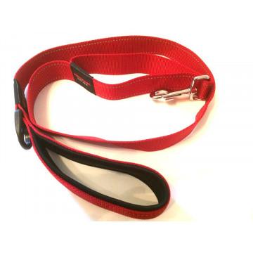 Поводок для собак нейлон MATIS-PET 4,0 см CS красный (Матис Пет)