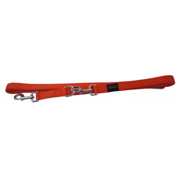 Поводок-Перестёжка MATIS-PET 1,5 см CS оранжевый (Матис Пет)
