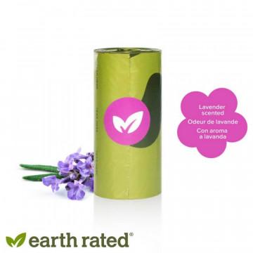Пакетики для Уборки за Собакой Earth Rated®