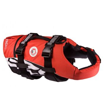 Спасательный жилет для собак XL красный