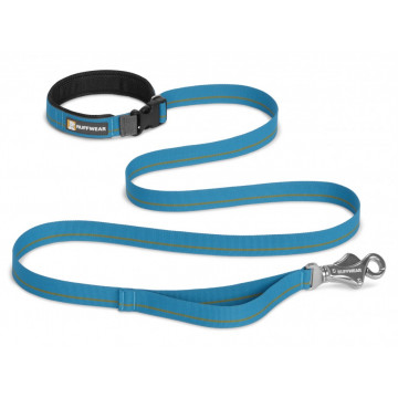 Поводок для собак плоский Ruffwear® Flat Out™ Leash синий
