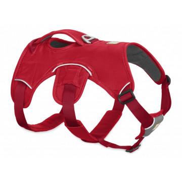 Шлейка для собак RUFFWEAR® Web Master™ Harness красная