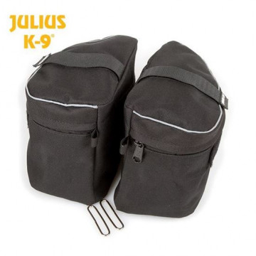 Боковые карманы для шлейки JULIUS K-9