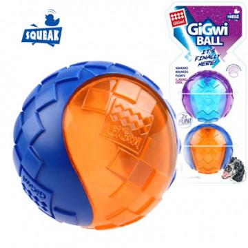 Игрушка для собак ГиГви G-BALL 2 Мяча с пищалкой Средний