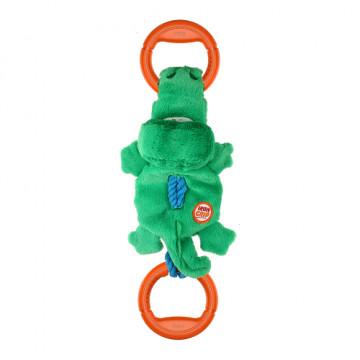 Игрушка для собак ГиГви Крокодил на Верёвке с Ручками 51 см