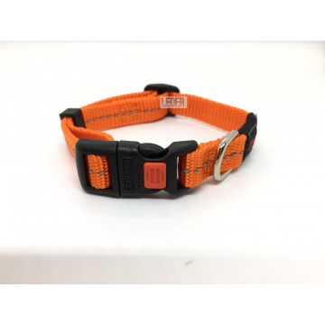 Ошейник для маленьких собак MATIS-PET 1,3 см CS оранжевый (Матис Пет)