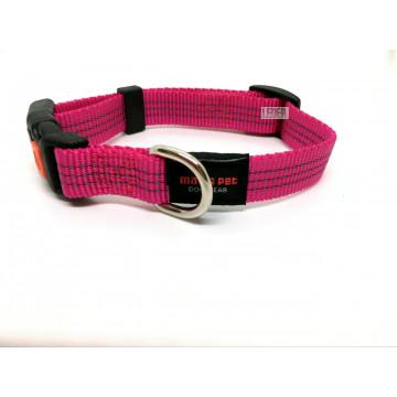 Ошейник для собак MATIS-PET 1,5 см CS розовый (Матис Пет)