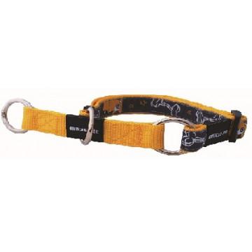 Полуудавка MATIS-PET 1,5 см MD желтая, собачки (Матис Пет)