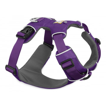 Шлейка для собак RUFFWEAR Front Range™ Harness S фиолетовая