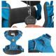 Шлейка для собак RUFFWEAR Front Range™ Harness S синяя