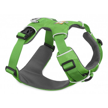 Шлейка для собак RUFFWEAR Front Range™ Harness XXS зелёная