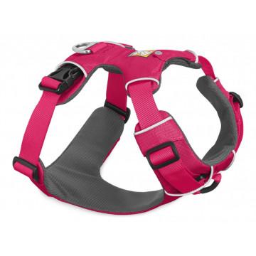 Шлейка для собак RUFFWEAR Front Range™ Harness S розовая
