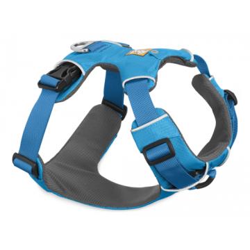 Шлейка для собак RUFFWEAR Front Range™ Harness M синяя