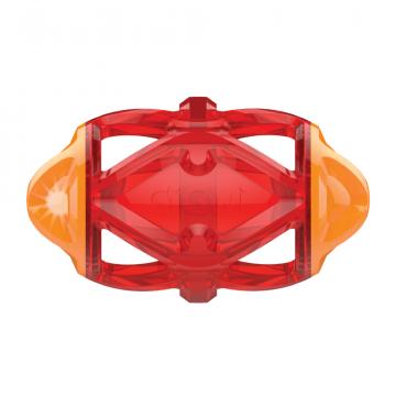Игрушка для собак ГиГви Мяч Регби светящийся 15см