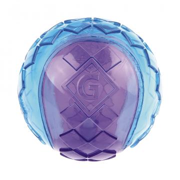 Игрушка для собак ГиГви Мяч с пищалкой 8 см