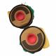 Игрушка для собак ГиГви Гамбургер для тритсов с пищалкой 18см