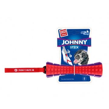 Игрушка для собак ГиГви Джонни Стик с отключаемой пищалкой 20 см