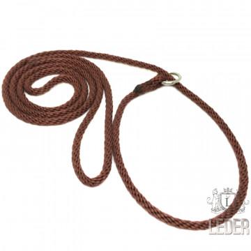 Ринговка для собак Onega-Retriever круглая 6мм*150см шоколадная