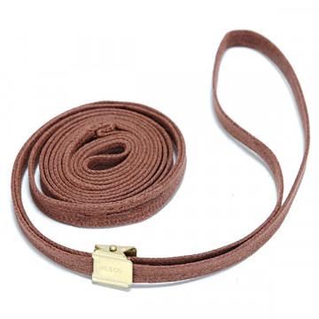 Ринговка для собак Resco 10мм коричнево-рыжая