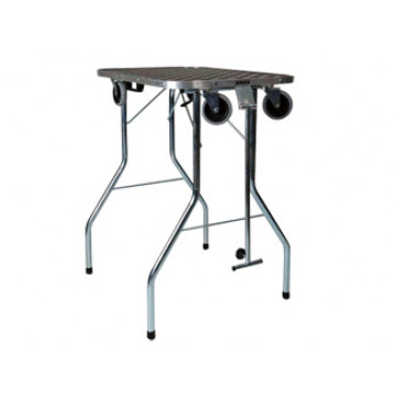 Стол для груминга ONEGA 50*75см с колёсами